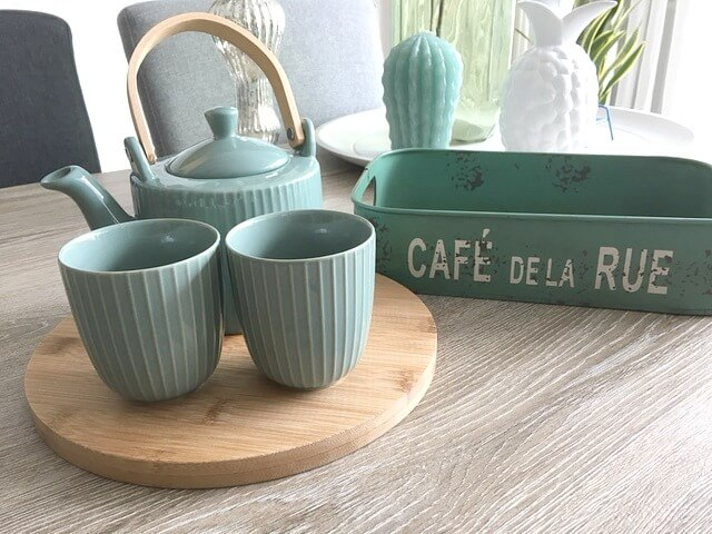 Teapot 2 - Relax moments with TheeFit