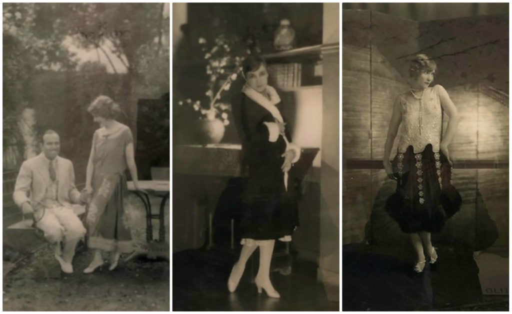 Collage fotografie 1 1024x628 - Tentoonstelling | 1920s Jazz Age Fashion and Photographs