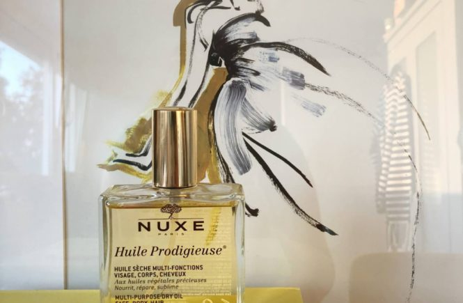 Beauty Review | Nuxe Prodigieuse Dry Oil